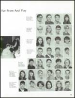 1968 Sturgis High School Yearbook Page 92 & 93