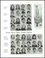 1968 Sturgis High School Yearbook Page 94 & 95