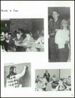 1968 Sturgis High School Yearbook Page 98 & 99