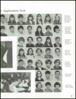 1968 Sturgis High School Yearbook Page 106 & 107