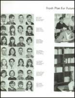 1968 Sturgis High School Yearbook Page 114 & 115