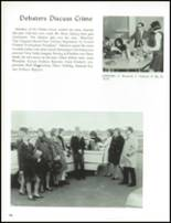 1968 Sturgis High School Yearbook Page 154 & 155