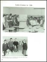 1968 Sturgis High School Yearbook Page 160 & 161