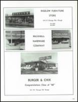 1968 Sturgis High School Yearbook Page 220 & 221