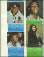1980 Madison Park Technical Vocational High School Yearbook Page 18 & 19