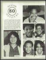 1980 Madison Park Technical Vocational High School Yearbook Page 28 & 29