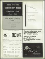 1980 Madison Park Technical Vocational High School Yearbook Page 70 & 71