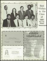 1980 Madison Park Technical Vocational High School Yearbook Page 78 & 79