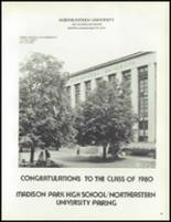 1980 Madison Park Technical Vocational High School Yearbook Page 92 & 93