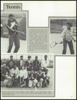 1980 Madison Park Technical Vocational High School Yearbook Page 100 & 101