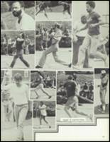 1980 Madison Park Technical Vocational High School Yearbook Page 104 & 105