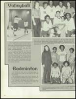 1980 Madison Park Technical Vocational High School Yearbook Page 106 & 107