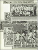1980 Madison Park Technical Vocational High School Yearbook Page 116 & 117