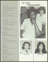1980 Madison Park Technical Vocational High School Yearbook Page 128 & 129