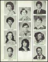 1980 Madison Park Technical Vocational High School Yearbook Page 130 & 131