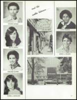 1980 Madison Park Technical Vocational High School Yearbook Page 132 & 133