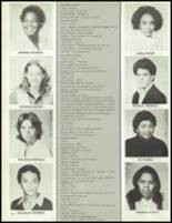 1980 Madison Park Technical Vocational High School Yearbook Page 134 & 135