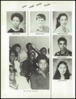 1980 Madison Park Technical Vocational High School Yearbook Page 136 & 137