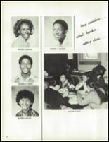 1980 Madison Park Technical Vocational High School Yearbook Page 146 & 147