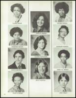 1980 Madison Park Technical Vocational High School Yearbook Page 152 & 153