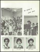 1980 Madison Park Technical Vocational High School Yearbook Page 154 & 155