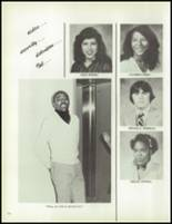1980 Madison Park Technical Vocational High School Yearbook Page 158 & 159