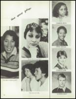 1980 Madison Park Technical Vocational High School Yearbook Page 164 & 165