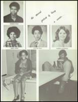 1980 Madison Park Technical Vocational High School Yearbook Page 166 & 167