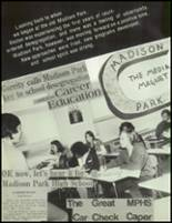 1980 Madison Park Technical Vocational High School Yearbook Page 172 & 173
