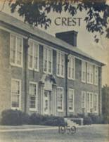 1959 Yearbook Ferguson High School