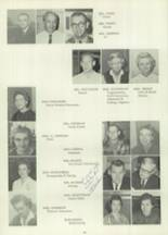 1964 Jefferson High School Yearbook Page 14 & 15