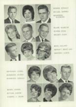 1964 Jefferson High School Yearbook Page 20 & 21