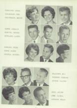 1964 Jefferson High School Yearbook Page 24 & 25