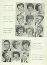 1964 Jefferson High School Yearbook Page 26 & 27