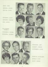 1964 Jefferson High School Yearbook Page 30 & 31