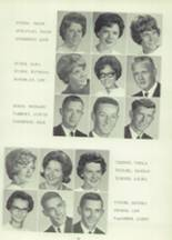 1964 Jefferson High School Yearbook Page 32 & 33