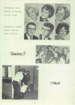 1964 Jefferson High School Yearbook Page 34 & 35