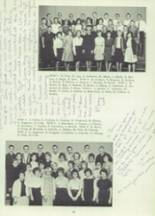 1964 Jefferson High School Yearbook Page 42 & 43