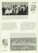 1964 Jefferson High School Yearbook Page 56 & 57