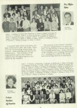 1964 Jefferson High School Yearbook Page 58 & 59