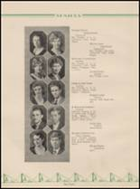 1931 Bloomington High School Yearbook Page 32 & 33