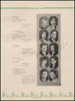 1931 Bloomington High School Yearbook Page 38 & 39