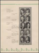 1931 Bloomington High School Yearbook Page 40 & 41