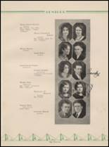 1931 Bloomington High School Yearbook Page 42 & 43