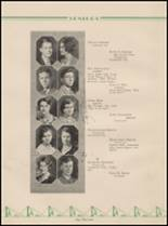 1931 Bloomington High School Yearbook Page 44 & 45