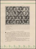 1931 Bloomington High School Yearbook Page 112 & 113