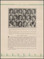 1931 Bloomington High School Yearbook Page 138 & 139