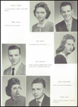1960 Seymour High School Yearbook Page 14 & 15
