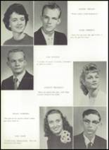 1960 Seymour High School Yearbook Page 18 & 19