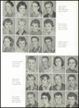 1960 Seymour High School Yearbook Page 26 & 27